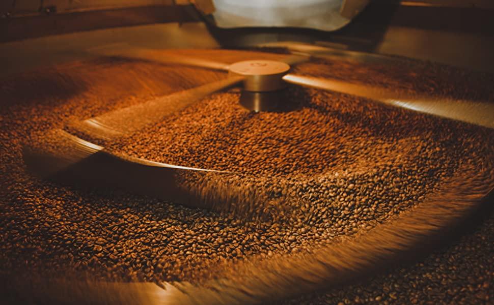 café acon aroma a canela