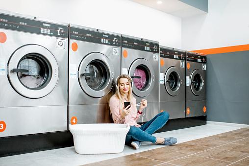 servicios de valor añadido en una lavanderia